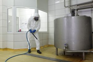 Chemical Products Distributor for Industrial Cleaning