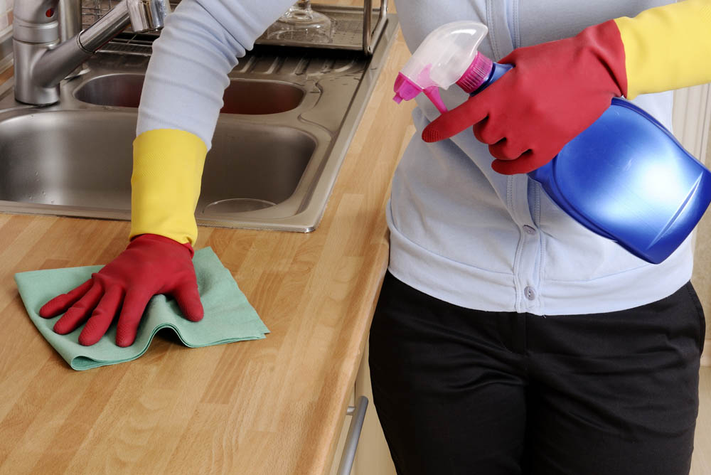 Deodorizers and Disinfectants