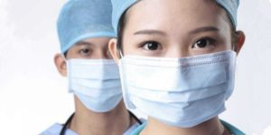 DISPOSABLE FACE MASK (SMS)