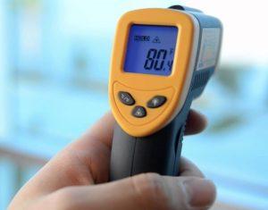 Infrared Temperature Measurer