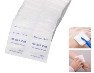SPIRIT/ALCOHOL ANTIBACTERIAL WIPES